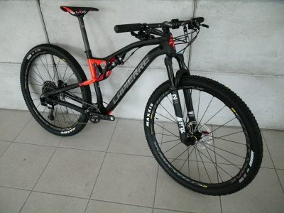 Rad Palais MTB Carbon Fully Lapierre Sram X1 Eagle Carbon