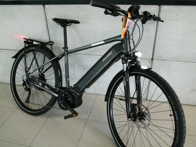 E-Trecking Bike Raleigh Bosch Performance Shimano Deore 10